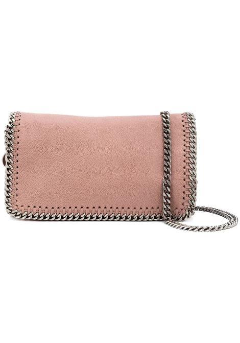 Pink Mini Falabella Shoulder Bag STELLA MC CARTNEY | shoulder bags | 291622-W91325702