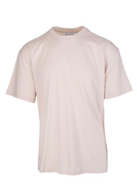 T-Shirt Basic Beige THE FUTURE | T-Shirts | TF0004BEIGE