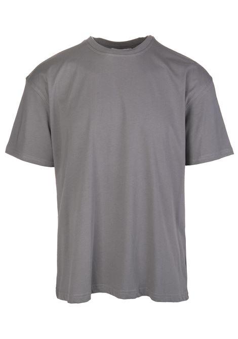 Grey Basic T-Shirt THE FUTURE | t-shirts | TF0004GRIGIO