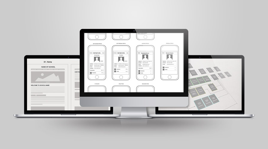 Web site software wireframing services starting with a web site wireframe can lead to a more successful web site or enterprise application outcome the wireframe acts as the blueprint for the malvernweather Images