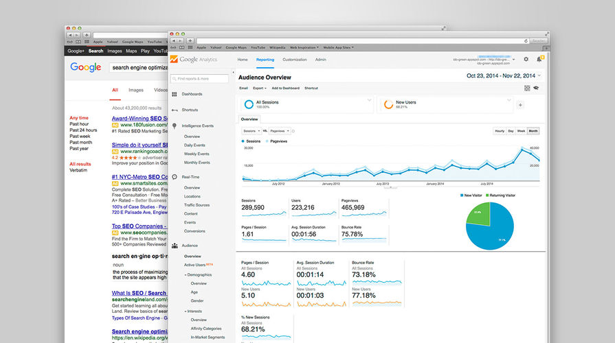 Search Engine Optimization Consulting (SEO) at RustyBrick