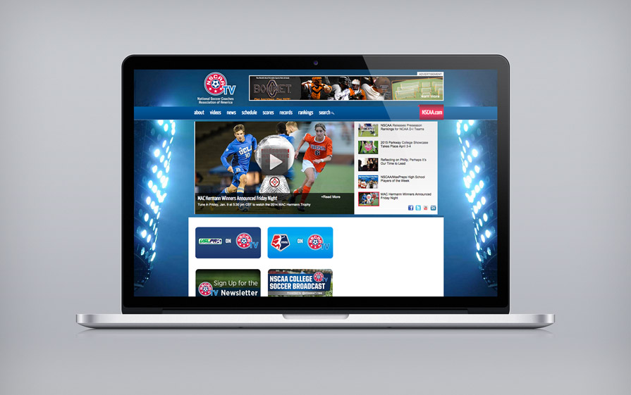 NSCAA Launches TV & Video Media Property