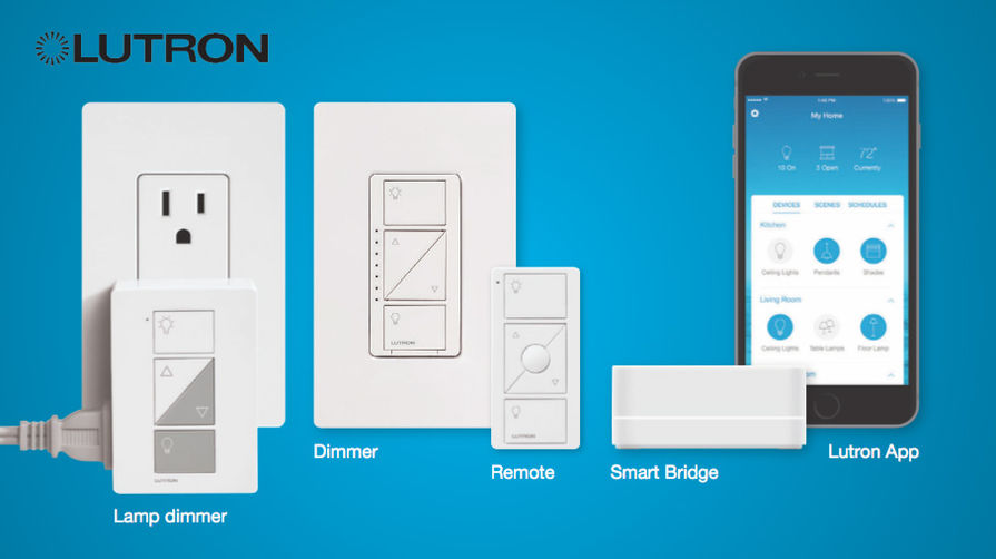 IoT: Wireless Lighting With Lutron Caseta Wireless Switches