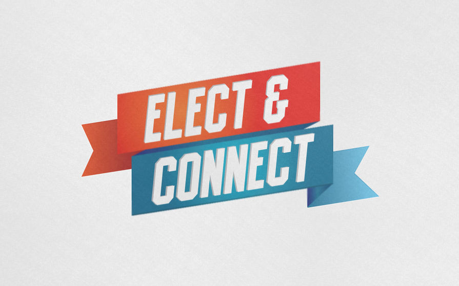 Elect  Connect Branding