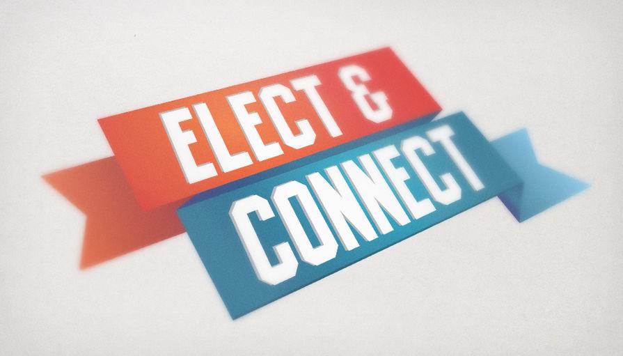 Elect  Connect Branding Main Portfolio Image