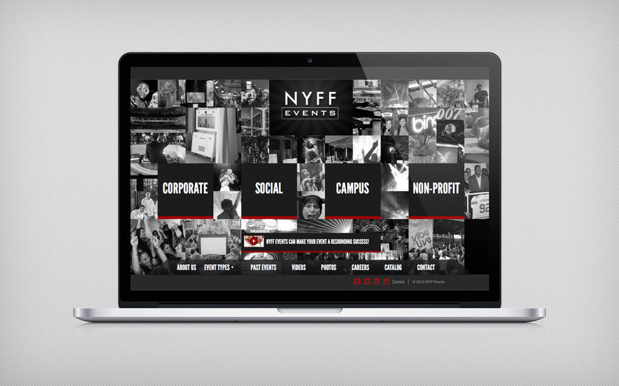 NYFF New York Fun Factory Main Portfolio Image