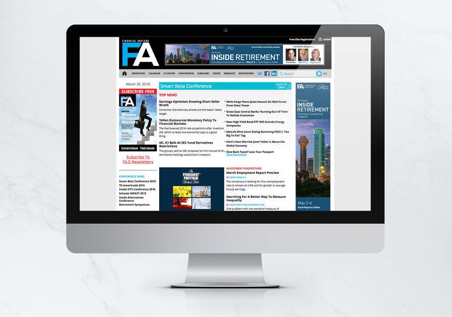 FA Magazine Main Portfolio Image