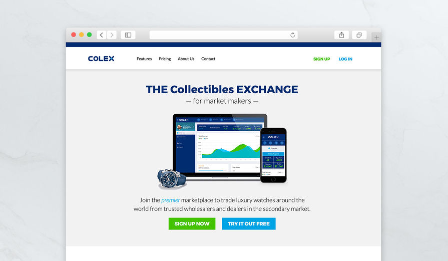 The Collectibles Exchange