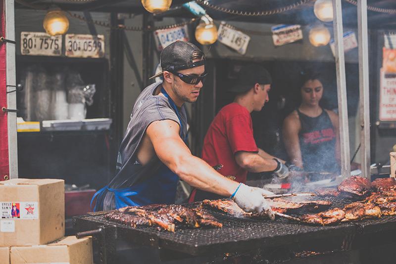 5 Tasty Spring BBQ Festivals