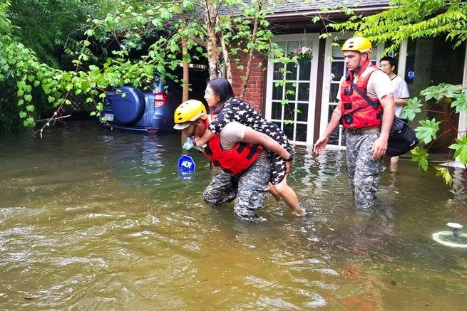 Hurricane Harvey Victims