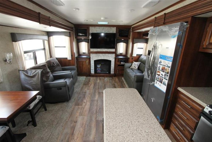 Travel Trailer Man Cave