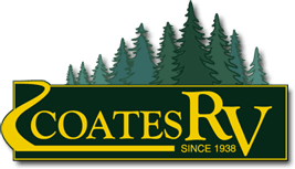 Coates RV Hugo logo