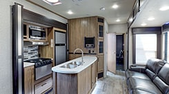 Travel Trailer Fifth Wheel