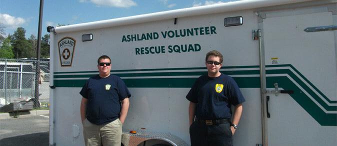 Ashland Volunteer Rescue Squad