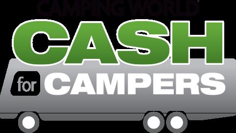 Cash for Campers logo