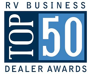 Top RV Business Award