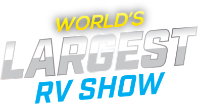 World's Largest RV Show logo