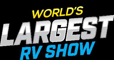 World's Largest RV Show logo