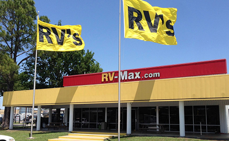 RV Max Camping World Store Location Hours