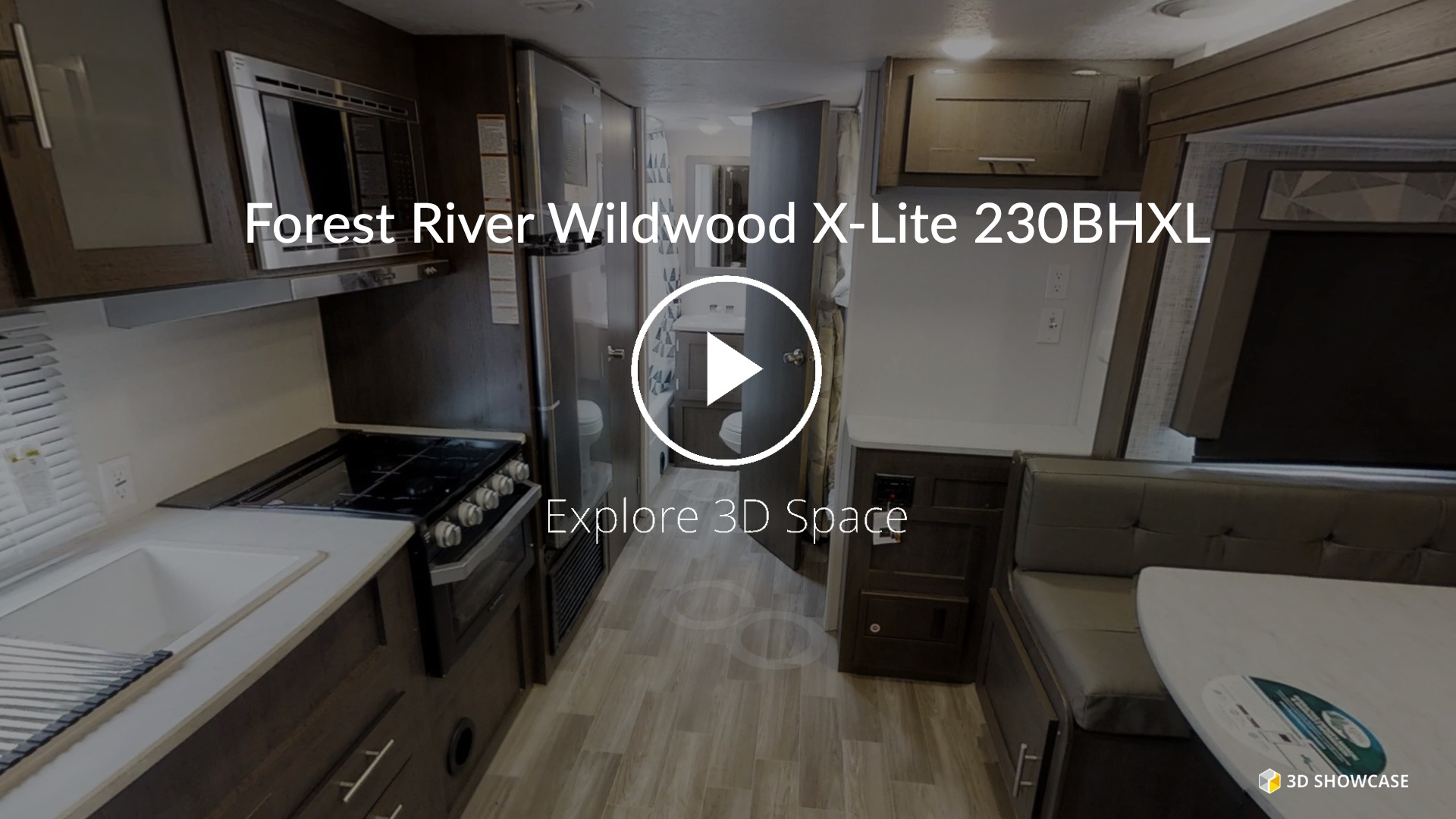Forest River Wildwood X-Lite 230BHXL