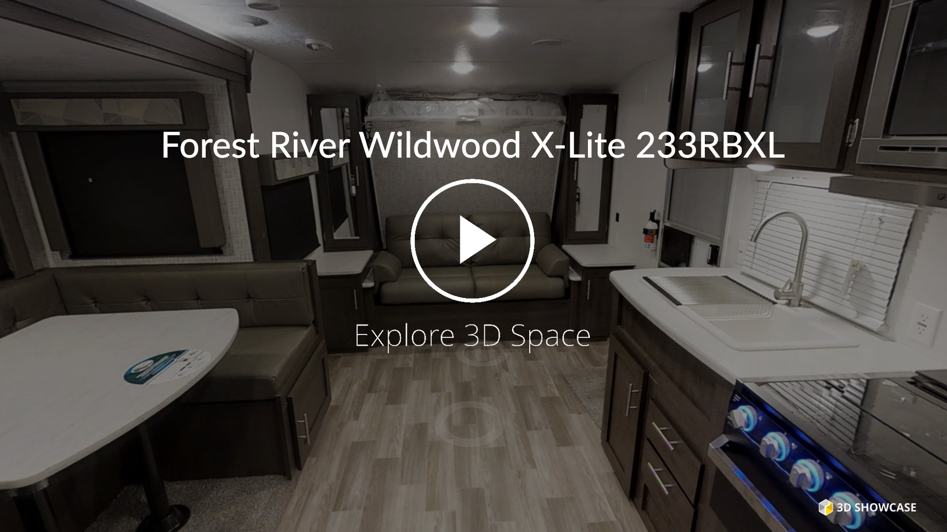 Forest River Wildwood X-Lite 233RBXL