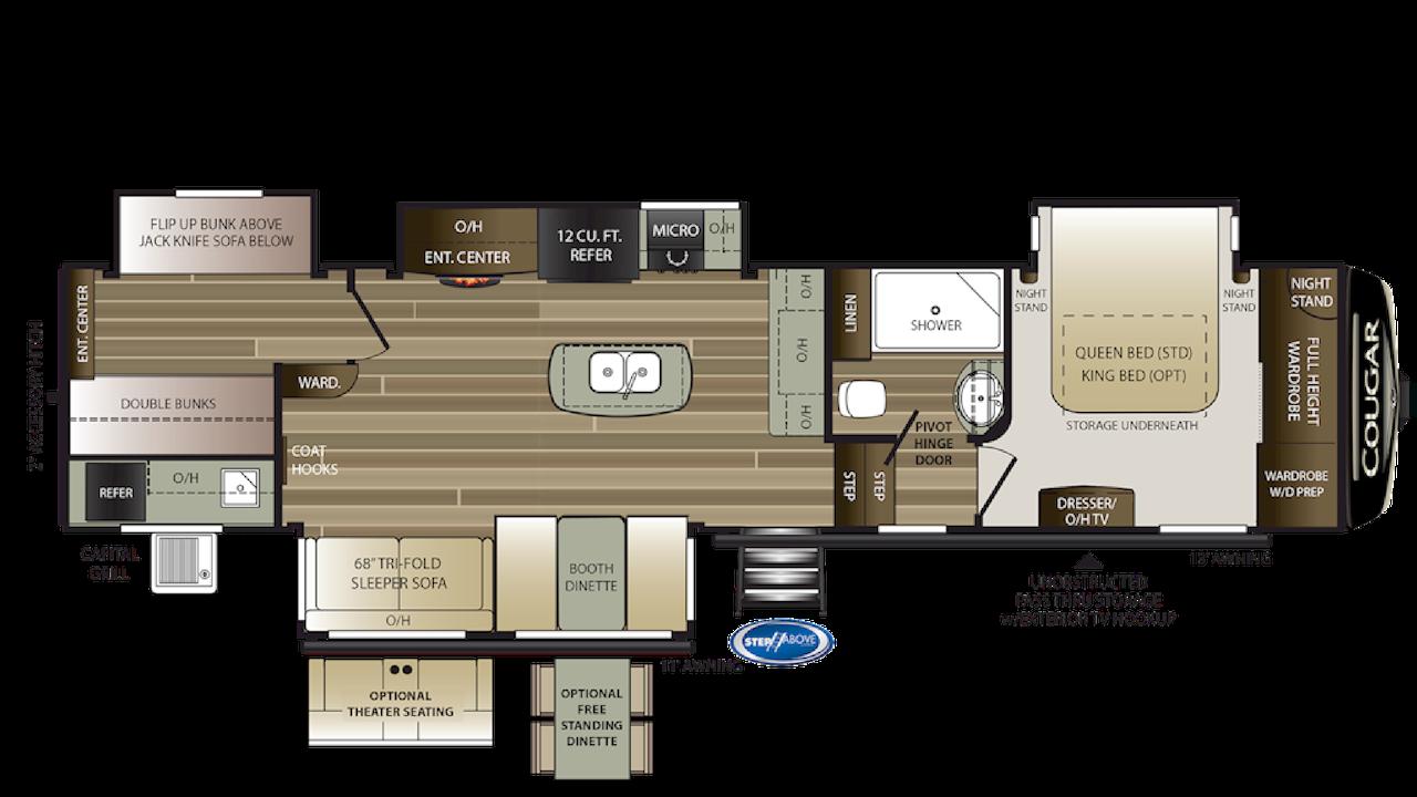 369BHS Floorplan