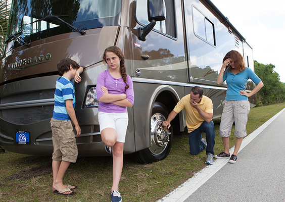 Insuring Your RV Blog image