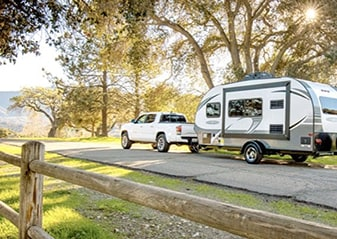 Towing Your RV Blog image
