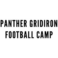 Panther Gridiron Football Camp