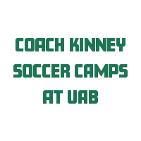 Coach Kinney Soccer Camps at UAB