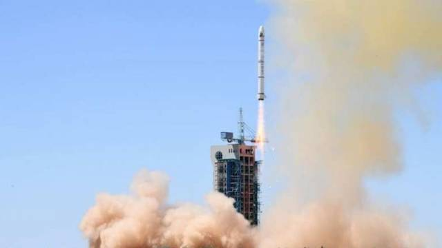 China launches 2 Spy Satellites For Pakistan