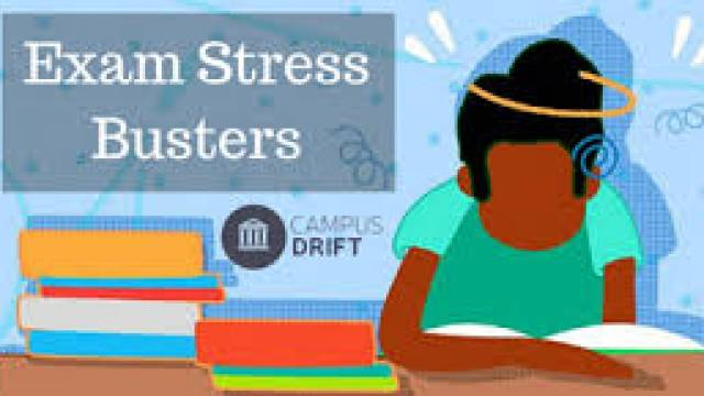 11 Stress busters to overcome exam fear before one night