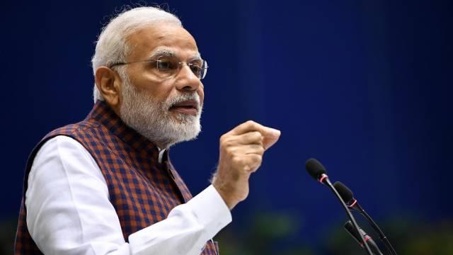 PM Modi inaugurated projects in Varanasi
