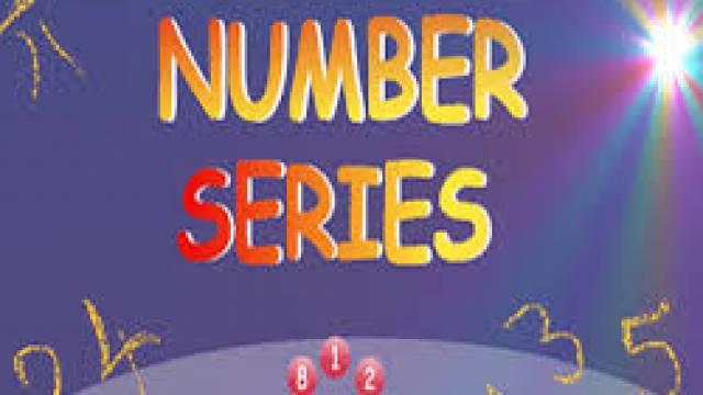 Number series