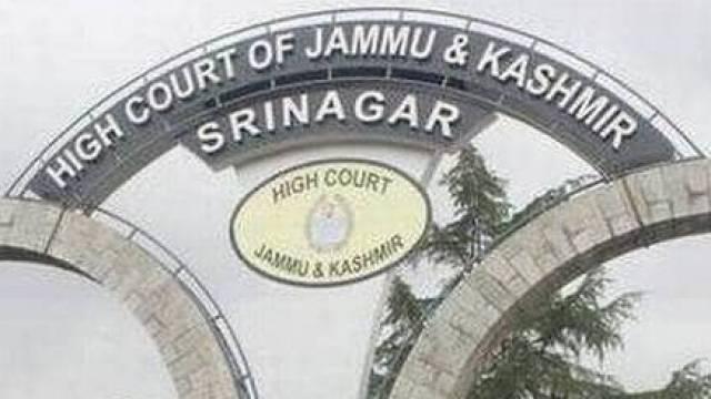 High Court JK