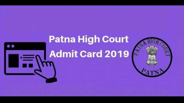 Patna High Court 2019