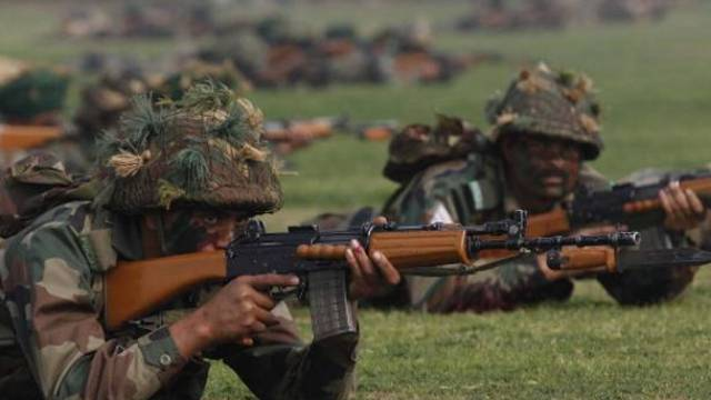 Indian Military Ranked Fourth Strongest in World