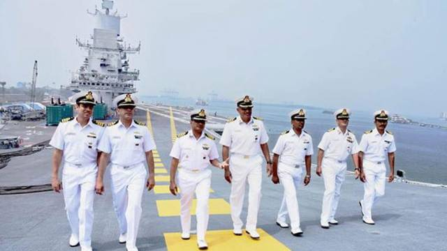 Apply for various posts in Indian Navy