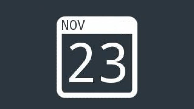 Nov 23