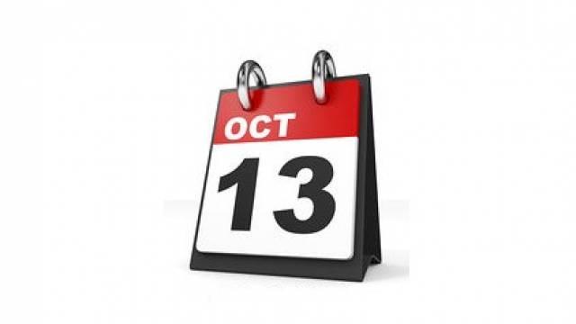 Oct 13