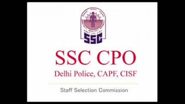 SSC CPO Recruitment 2018 Notification Released For 1223 Posts,Know Details To Register online at www.ssc.nic.in