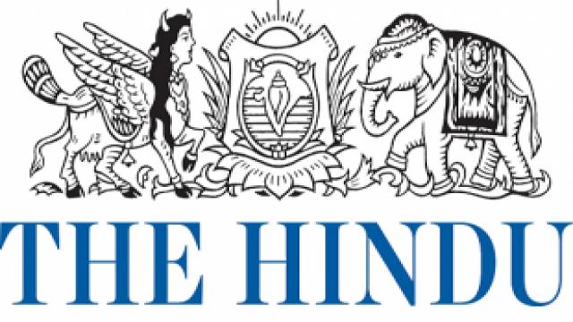 'द हिंदू' संपादकीय (एडिटोरियल)