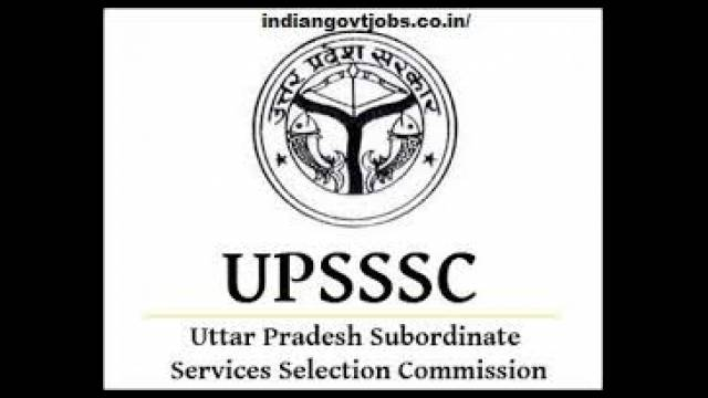 UPSSSC Recruitment 2018 Notification Released For 694  Posts, Know Details To Register Online Now at upsssc.gov.in