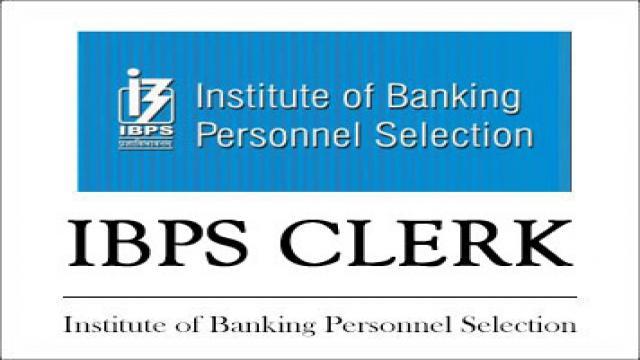 आईबीपीएस क्लर्क की विज्ञप्ति