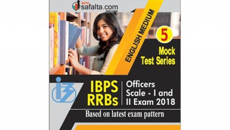 IBPS RRBs Officers Scale-I and III Exam 5 Mock Test Series English