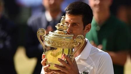 Djokovic Wins Fourth Wimbledon Title