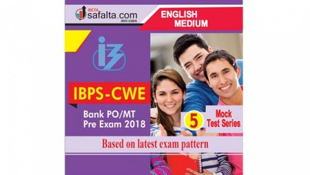 IBPS CWE PO/MT 5 Mock Test Series English
