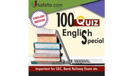 100 Mcq English Language Special