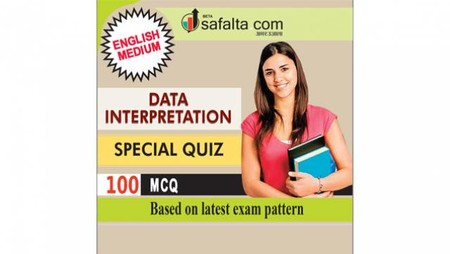 Data Interpretation Special Quiz-English