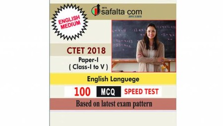 CTET ( I TO V) English Language Speed Test